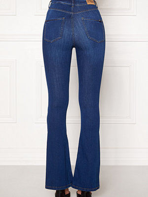 Jeans - 77thFLEA Jadah high waist flared superstretch