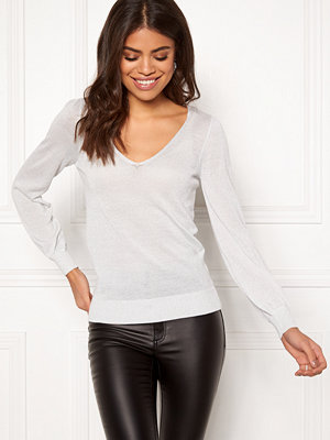 Happy Holly Joslyn lurex sweater