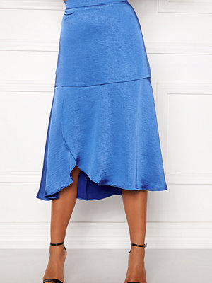 co'couture Mirage Sateen Skirt