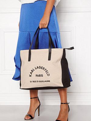 Karl Lagerfeld Rue Lagerfeld Beachbag