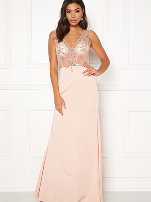 Christian Koehlert Embellished Satin Dress
