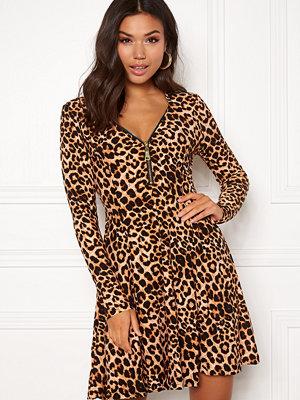 New Look T Max Animal Swing Dress