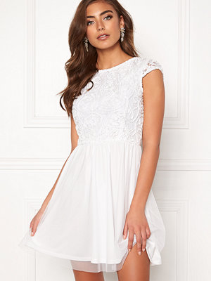 Bubbleroom Ayla dress White