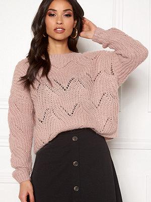 Tröjor - Only Havana L/S Pullover Knit