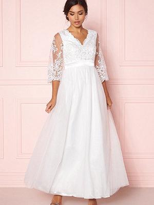 Happy Holly Francesca wedding dress  White