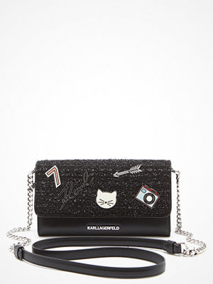 Karl Lagerfeld Classic Wallet On Chain