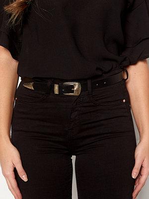 Bälten & skärp - Pieces Janey Jeans Belt