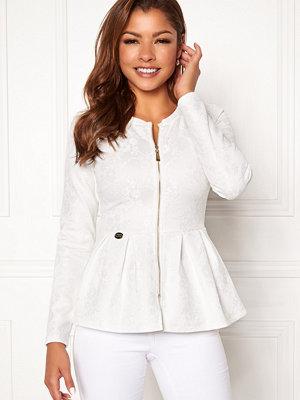 Chiara Forthi Fiona lace peplum jacket