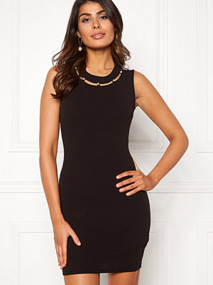 Chiara Forthi Lila pearl neck dress