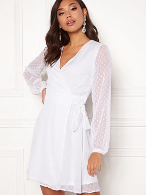 Bubbleroom Ilse wrap dress