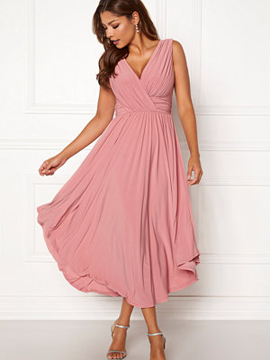 Chiara Forthi Valeria Dress Heather pink
