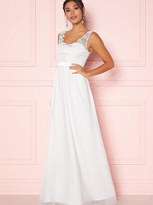 Chiara Forthi Daisy satin gown