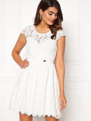 Chiara Forthi Guidia lace dress White