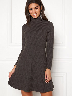 New Look Brushed Roll Neck Dress