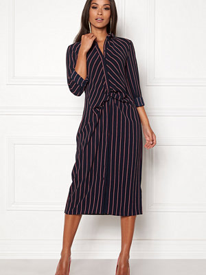 Object Leonie L/S Knot Dress
