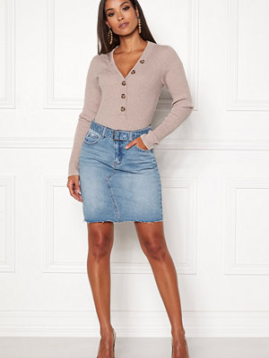 Only Signe Short Denim Skirt