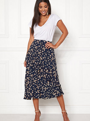Pieces Viola Midi Skirt