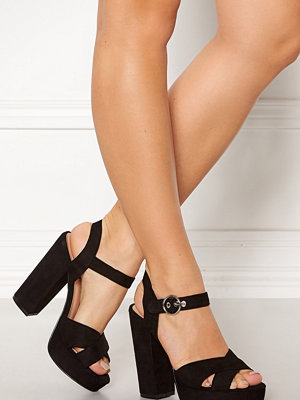 Only Allie Wide Heeled Sandal