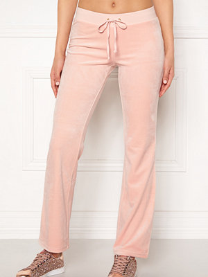 Juicy Couture omönstrade byxor Luxe Velour Del Rey Pant