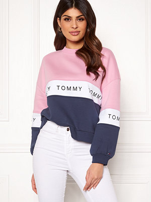 Tommy Jeans Colorblock Sweatshirt