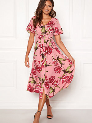 Happy Holly Denice dress