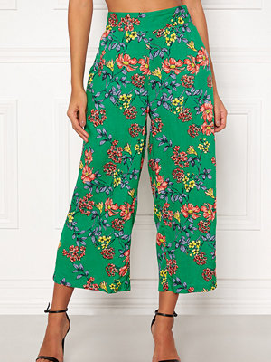 Happy Holly mönstrade byxor Addy wide pants