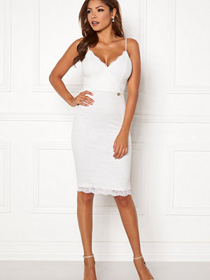 Chiara Forthi Berenice lace dress White