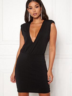 Ivyrevel Sharp Shoulder Mini Dress