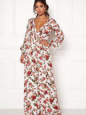 Vila Mitty L/S Maxi Dress