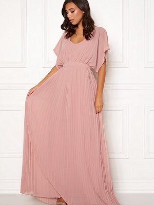 Moments New York Violet Chiffon Gown
