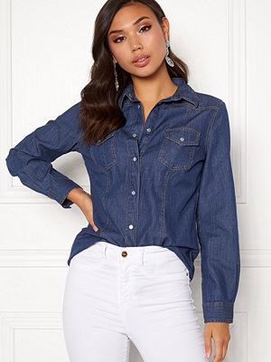 77thFLEA Shirley denim shirt