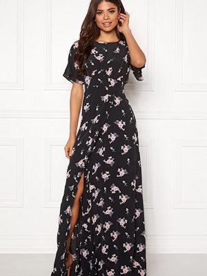 byTiMo Ruffle Wrap Gown