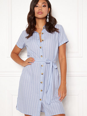 Bubbleroom Sara shirt dress
