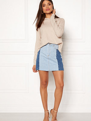Dr. Denim Mallory Denim Skirt