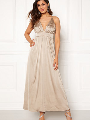 Sisters Point WD-43 Dress 117 Champagne