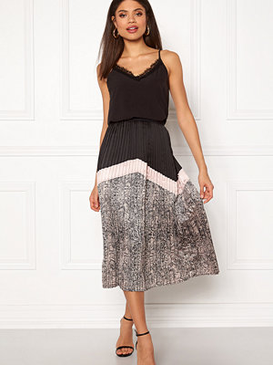 co'couture Cobra Plisse Skirt