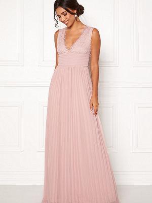 Festklänningar - Bubbleroom Marianna lace top gown