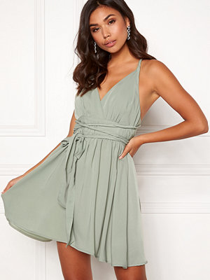 Bubbleroom Marianna cross back dress