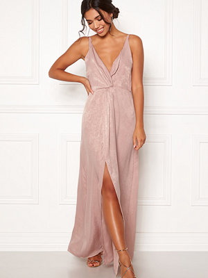 Bubbleroom Marianna front twist gown