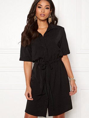 New Look Drawstring Shirt Dress