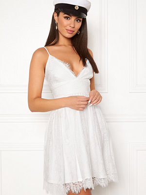 Chiara Forthi Blossom lace dress White