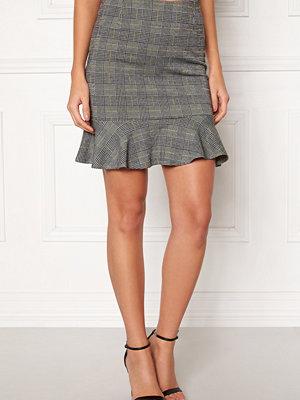 Kjolar - Bubbleroom Serena flounce skirt