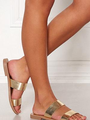 Sandaler & sandaletter - Only Mandala Metallic Sandal