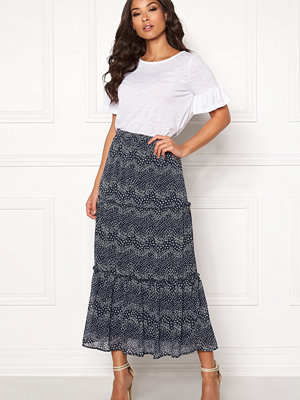Only Star Chiffon Skirt