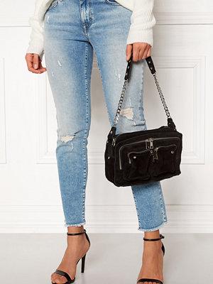 NuNoo Ellie Chain Suede Bag