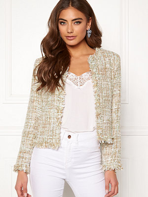 Kavajer & kostymer - Girl In Mind Sienna Crop Jacket