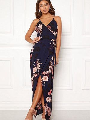 Girl In Mind Mia Wrap Maxi Dress