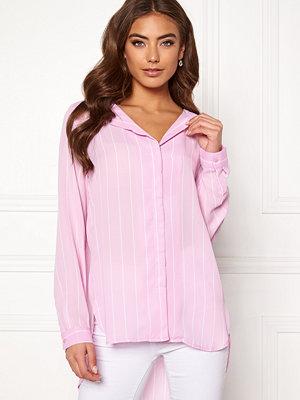 Skjortor - Selected Femme Dynella stripe L/S Shirt
