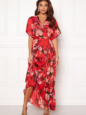 Y.a.s Jungle S/S Maxi Dress