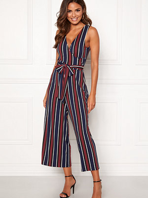 Happy Holly Madelene wrap jumpsuit